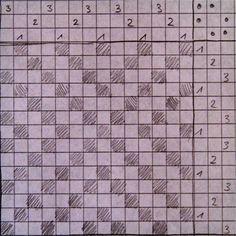 Kobolds Kerkerbastelei: Rigid Heddle Lozenge Twill pattern