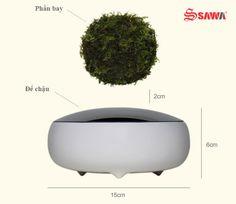 Bonsai bay – Một trải nghiệm thú vị chưa từng có Bạn là người tinh tế, yêu thích cây cảnh & đam mê công nghệ? Bạn nghĩ thế nào về một chậu Bonsai biết bay đặt trên bàn khách, bàn làm việc? Còn gì thú vị hơn nữa, hãy đăng ký ngay với chúng tôi để sở hữu những sản phẩm tuyệt vời này…Mời các bạn xem chi tiết tại: http://sawa.vn/bonsai-bay/