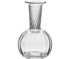 Chelsea Optic Bud Vase by Simon Pearce Glass - Silverscape Designs