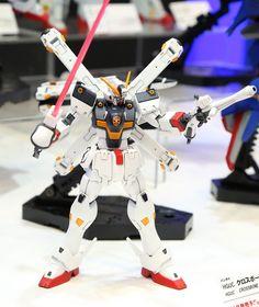 HGUC 1/144 Crossbone Gundam X1: UPDATE Hi Resolution Images http://www.gunjap.net/site/?p=211511