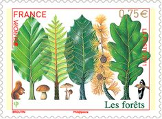 Europa 2011 stamp by France