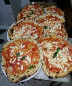Pizzeria da Michele - Napoli - Naples - Campania - Italia - Italy