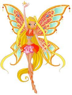 Stella Fata Enchantix by ColorfullWinx