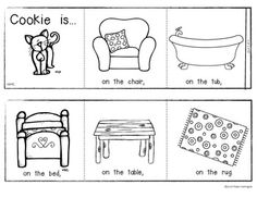 Cookie's Week, Another Way to Retell