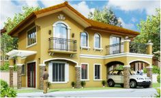 Orabella Lot Area : 176 sqm Floor Area : sqm House Features 4 Bedrooms Carport w/ ceramic tiles 3 Toilet & Bathroom Family area Veranda House Goals, Real Estate Investing, Modern House Design, Siena, Verona, Property For Sale, Life Is Good, Mansions, House Styles