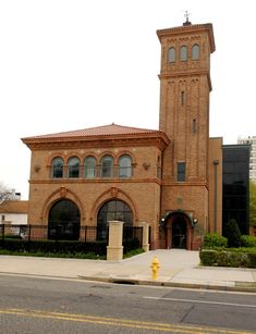 Firehouse for sale in Atlantic City combines historic features, office space