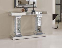 consola cristal modernas consolas modernas consolas. http://www.decoraciongimenez.com