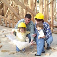 """Tax Write-Offs When Building a New Home - Budgeting Money.""""if you are building a new home you have the option of adding the sales taxes you paid for building materials to the amount listed on the IRS's sales tax table"""" Home Building Tips, Building A House, Building Ideas, Building Costs, Building Your Own Home, Building Quotes, Building Plans, Next At Home, First Home"""