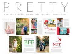 9 Instant Marketing Promos for Your Photography Business | Pretty Presets for Lightroom