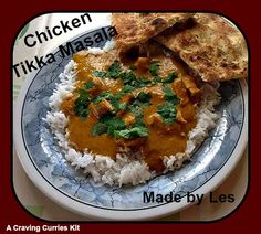Les loved making our Chicken Tikka Masala Chicken Tikka Masala, Indian Curry, Curries, Cravings, Dishes, Ethnic Recipes, Food, Curry, Tablewares
