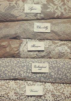 Different Laces