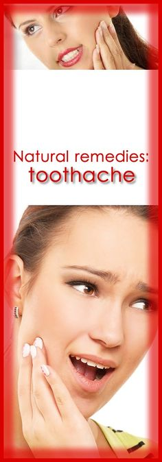 Toothache is one of the most horrible and unbearable pains that can make you feel almost completely debilitated you cant sleep, you cant eat or drink, you cant talk, and most of the times your face is totally swollen! However, the good news is that before going to the dentist, you can considerably relieve the pain with many home remedies for toothaches.