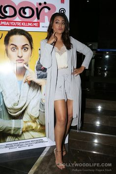 Sonakshi Sinha's outfit for the trailer launch of Noor is so NOT impressive – view HQ pics