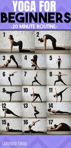 Yoga for Beginners 20 Minute Routine. Are you a complete beginner to yoga? This … Yoga for Beginners 20 Minute Routine. Are you a complete beginner to yoga? This 20 minute yoga routine for beginners will help you tone, improve… Continue Reading → Yoga Fitness, Fitness Workouts, Physical Fitness, Health Fitness, Fitness Motivation, Sport Motivation, Health Yoga, Fitness Sport, Yoga Workouts