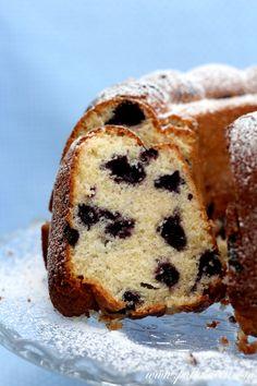 Pullahiiren leivontanurkka: Mehevä mustikkakakku