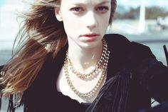 www.veronicab.com Veronica, Campaign, Chain, Winter, Jewelry, Fashion, Winter Time, Moda, Jewlery