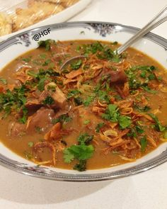 Nihari recipe by posted on 31 Mar 2019 . Recipe has a rating of by 1 members and the recipe belongs in the Beef, Mutton, Steak recipes category Nihari Recipe, Comida India, Lamb Dishes, Indian Food Recipes, Ethnic Recipes, Chapati, Fried Onions, Food Categories, Naan