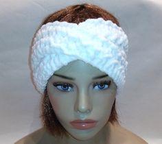 Soft white turban turban headband turban headband turban