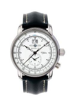 Graf Zeppelin Dual Time Big Date 100 Years of Zeppelin Watch 7640-4 Graf Zeppelin. $279.00. Save 10%!