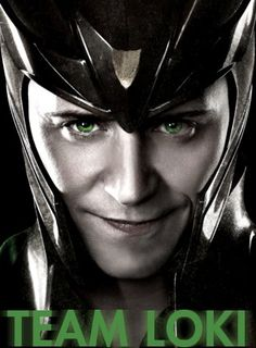 ......UNTIL he stabbed Coulson. Then I became very upset & yelled at him/the TV. He did end up bringing me back closer to his side because, well, COME ON! He is Loki, and he is burdened with glorious purpose!