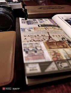MY traveler Kit - TN detail by MUki★, via Flickr