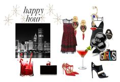 """happy hour"" by susibonvi ❤ liked on Polyvore featuring Versus, RED Valentino, Edie Parker, CVC Stones, Jimmy Choo, Dolce&Gabbana, Pomellato and Delfina Delettrez"