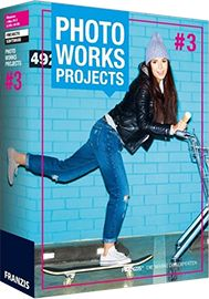 PHOTO WORKS projects 3 (Win&Mac)
