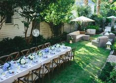 Have a Seat - A Bastille Day-Themed Party by Tara Guerard - Lonny