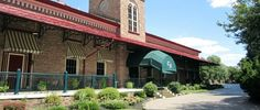 Wedding Venue: The Columbia Station, Phoenixville, PA