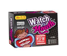 Watch Ya Mouth NSFW Expansion Pack #1 (Adult, 18+)
