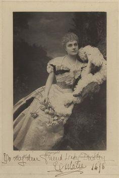 Infanta Eulalia of Spain, Duchess of Galliera, Alice Hughes