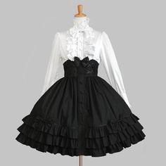 And Romeo  http://www.rakuten.co.jp/auc-andromeo/  #lolita #gothic #oldschoollolita