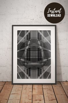 Abstract Architecture Photography, Printable Wall Art | Black & White Home Decor | Instant Download to Print on Canvas, Poster or Photography Prints in Large Sizes  | Etsy Print This Black & White Abstract Architecture and Frame at Home | Great as Gifts for Architecture and Abstract Art Lovers #abstract #photography #wallart #homedecor #printable #instantdownload #abstractphotography #etsy Black And White Wall Art, Black And White Abstract, Black White, Printable Pictures, Architectural Prints, Abstract Photography, Abstract Print, Photographic Prints, Photography