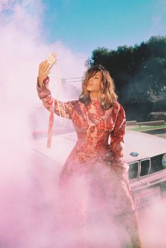 Every Kiss Begins With K | Kim Kardashian West By Petra Collins | Wonderland Mag