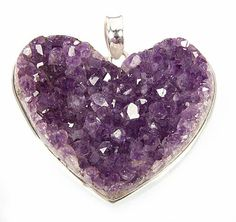 Amethyst is commonly known for turning the fate for the people. If the same happens for you, wouldn't it be good? You can try Heart Amethyst...