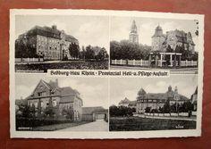 AK BEDBURG HAU Rhein um 1935 Heil Pflege Anstalt Küche Gutshof Kirche ( 53951 | eBay