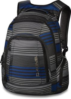 DAKINE 101 BACK PACK BAG 29L NEW BAG 2016 SKYWAY The 2016 Dakine 101 Backpack in Skyway is an amazing street pack with more features and pockets than you can poke a stick at. The 101 is perfect for carting your books to class, getting your gear to work, or toting your stuff around town. The organiser pocket and laptop sleeve also make the Dakine 101 Backpack a great carry-on bag when travelling. #dakine #101mensbackpackglacier29L2016 #colourskyway