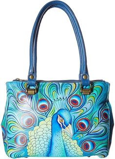 97a3d594d4d0 Anuschka Handbags - 626 Triple Compartment Medium Tote Handbags