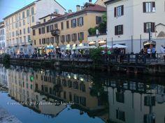 Milano ....naviglio
