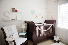 10 White Nurseries « Spearmint Baby