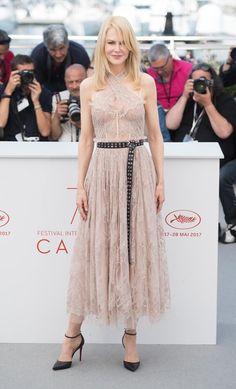Parce que Cannes ce n'est pas que le tapis rouge, revue en images des looks de stars aperçus au photocall du Festival.