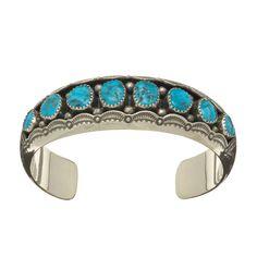 Bracelet Navajo Turquoise