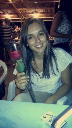 Une rose d'un inconnu...