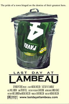 A must-see for any Packers fan...
