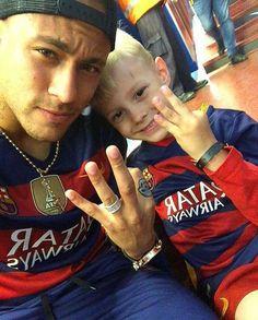 Neymar & Davi Lucca