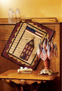 House Block Quilt Patterns