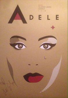 La Boca Adele posters