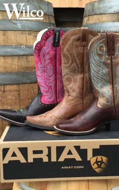 7e413288cd0ec Ariat was founded on technology and innovation with the goal of making the  highest quality footwear