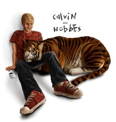 Calvin & Hobbes -  you will both be forever young in my mind.