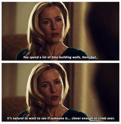 "Bedelia Du Maurier - Hannibal ""Fromage"""
